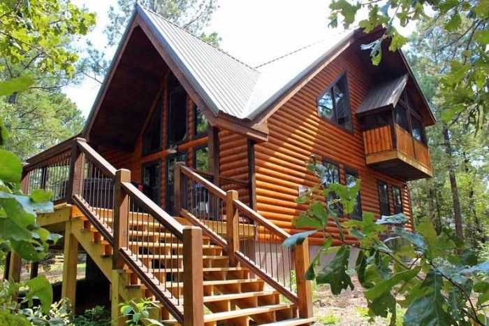 Top Cabin Rentals in Oklahoma