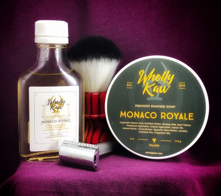 #SOTD #wetshaving #shavelikegrandpa Razor: Yaqi DE Razor Head Rockwell handle Blade: Astra Green Brush: Yaqi Evil Zebra Synthetic Soap: Wholly Kaw Monaco Royale Aftershave: Wholly Kaw Monaco Royale Other: Thirsty Badger lather bowl