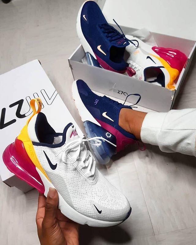 Nike Air Max 270 sneakers. | Chaussure tennis, Chaussure