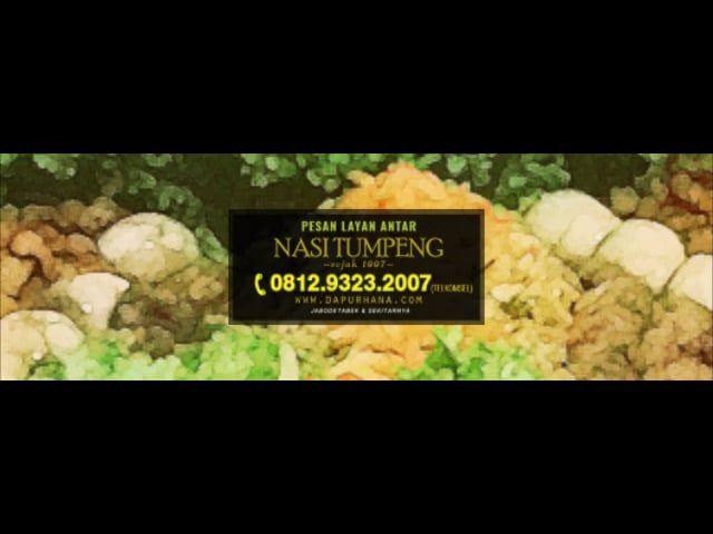 Pesan Nasi Tumpeng Ulang Tahun, Cara Menghias Nasi Tumpeng, Tumpeng Untuk 20 Orang, Resep Tumpeng Nasi Kuning Komplit, Membuat Tumpeng Nasi Putih, Delivery Tumpeng, Harga Tumpeng Untuk 50 Orang, Tumpeng Enak dan Murah, Tumpeng Sederhana, Tumpeng Unik.  Hadir sejak 1997, Dapur Hana Catering telah melayani Ribuan Pelanggan Setianya, Sebagai Spesialis Nasi Tumpeng dengan Hiasan yang menawan menawarkan kelezatan dan keunikan tiada tara. Juga telah memberikan pelayanan pemesanan catering…