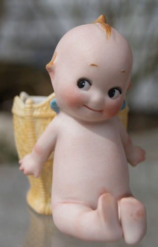 dating kewpie dolls German figural kewpie doll perfume scent bottle c1930 this is a sweet little porcelain figure depicting a naked kewpie doll type baby dating to circa the 1930's, the quality is lovely and it is marked germany in red.