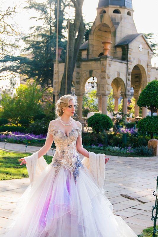 Wedding dress made Immagika Creations By World Elite Photographer Daniel L Meyer