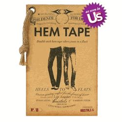 Denim hem tape - from www.GoodtoBeYou.com