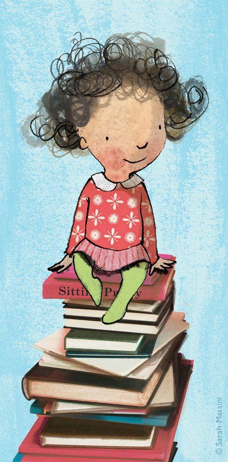 Books Always Everywhere www.sarahmassini.com