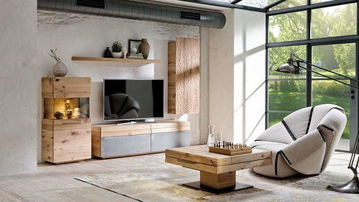 Wohnzimmer V-Organo - Voglauer in 2020 | Haus, Voglauer ...