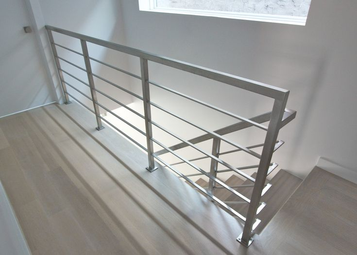 25+ Best Ideas About Staircase Railings On Pinterest