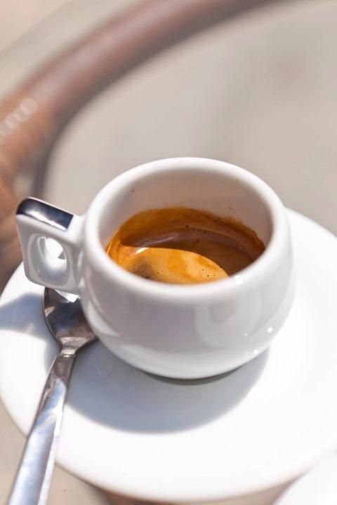 Espresso Italian coffee >> Don't even bother me for the next 5 minutes... Please! Indulgence and peace.