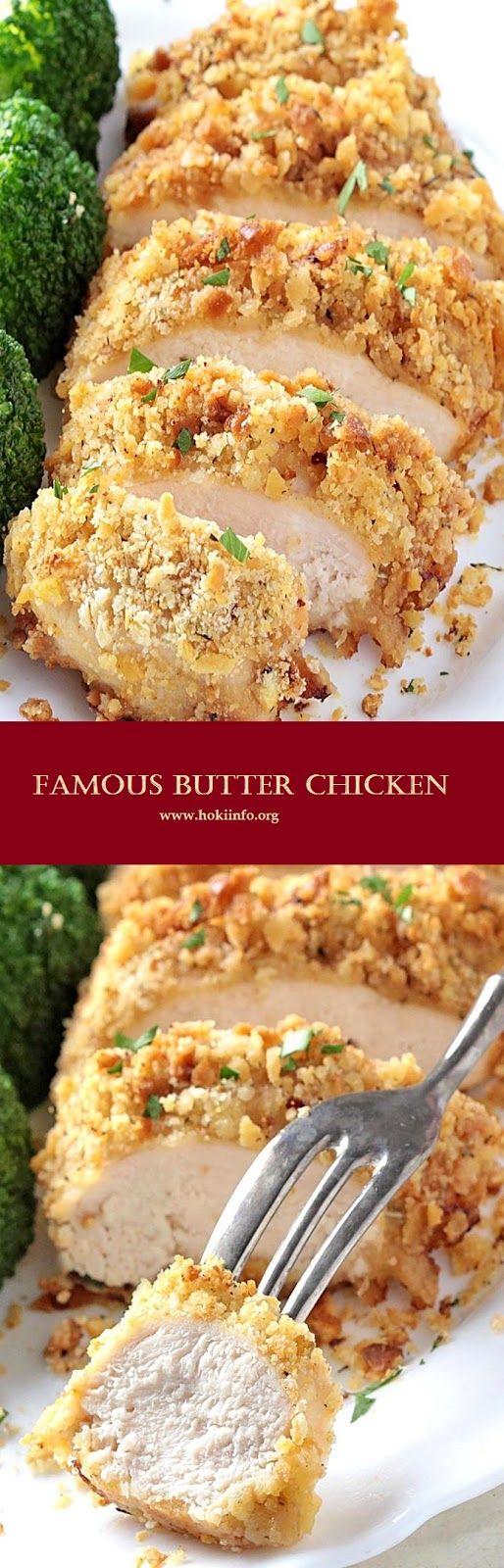 Famous Butter Chicken – HOKIINFO.ORG