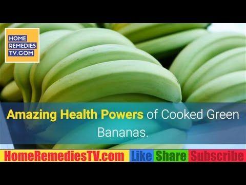 Amazing HEALTH Powers of Cooked RAW Bananas! GREEN Bananas Benefits | Why MUST Eat Green Banana? https://homeremediestv.wordpress.com/2017/05/07/amazing-health-powers-of-cooked-raw-bananas-green-bananas-benefits-why-must-eat-green-banana/ #HealthCare #HomeRemedies #HealthTips #Remedies #NatureCures #Health #NaturalRemedies  #HealthCare #HomeRemedies #HealthTips #Remedies #NatureCures #Health #NaturalRemedies  http://HomeRemediesTV.com/Best-Supplements Amazing HEALTH Powers of Cooked RAW…