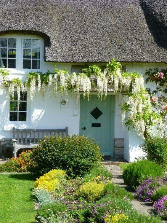 Oltre 25 fantastiche idee su case inglesi su pinterest for Interni in stile cottage