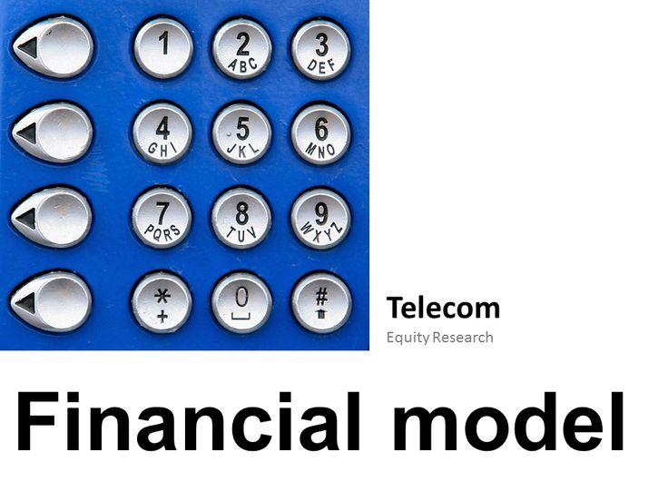 telecom financial model