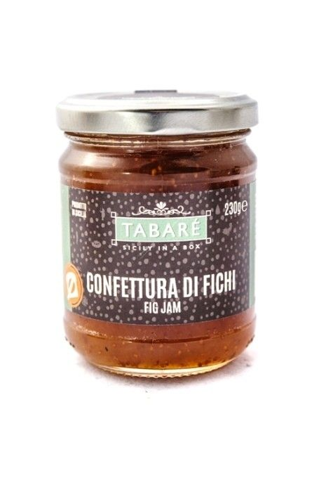The refined and tasty Fig Jam. The original and yummy recipe only Tabarè. #fig #jam #sweets #spread #cakes #pies