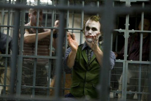 Weblyest - The Heath Ledger behind-the-scenes edition of 'The Dark Knight'