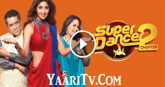 Super Dancer Chapter 2 2nd December 2017 Full Episode 19 | Tu