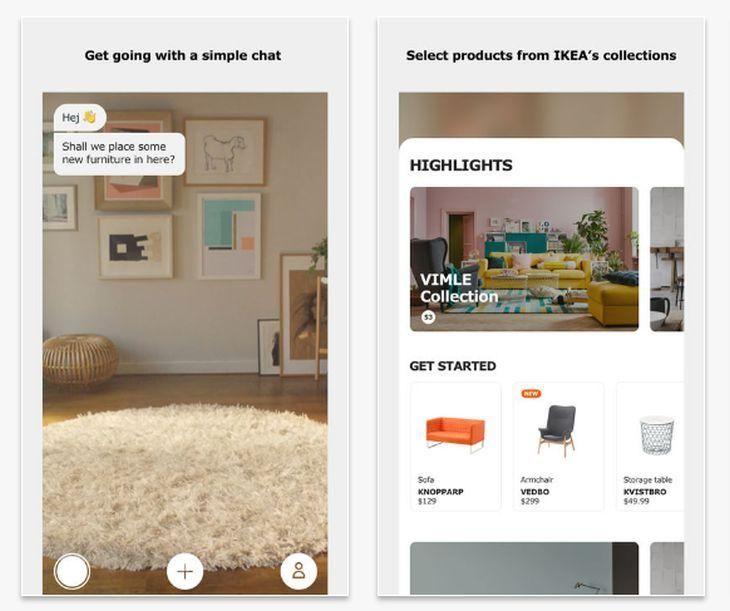 Ikea lanza aplicación de Realidad Aumentada basada en ARKit de Apple