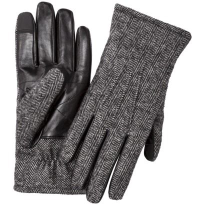 Herringbone Smart Touch Gloves - The Ultimate Style Gift Guide for Guys Under $100