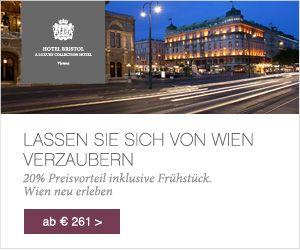 Hotel Bristol, a Luxury Collection Hotel, Wien - 5 Sterne Hotel Wien