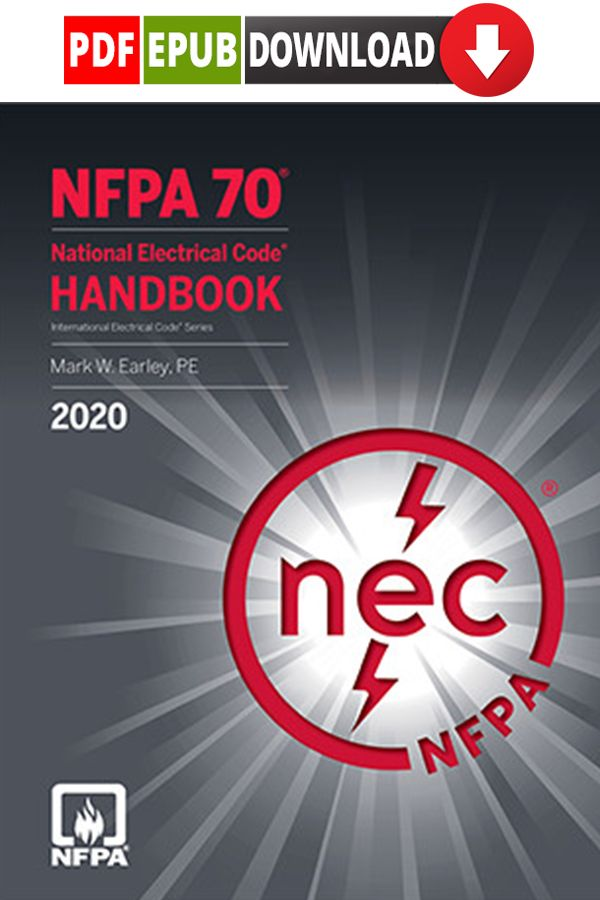 2020 Nec Code Book Pdf Download Electrical Code Book Coding Electrical Engineering Books