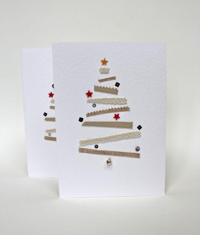 Designer Weihnachtskarten De.Weihnachtskarten Selber Basteln Und Freunde Und Verwandte Auf