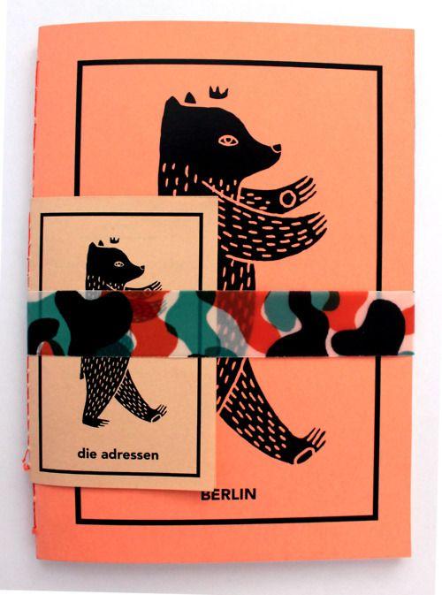 The Berlin Book, Bárbara Fonseca