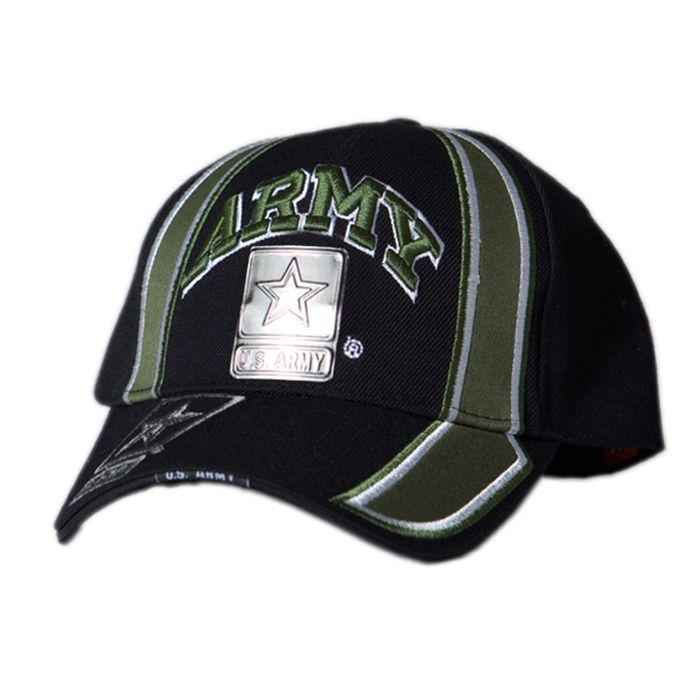 7e525d1a4c33f US ARMY METAL EAGLE RACING HAT