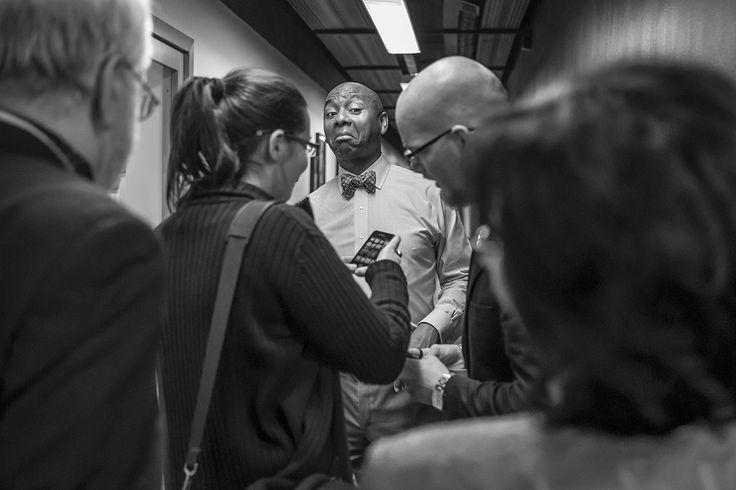 Mr Branford Marsalis @marsalismusic #mupa2014 #backstage © Kotschy Gábor