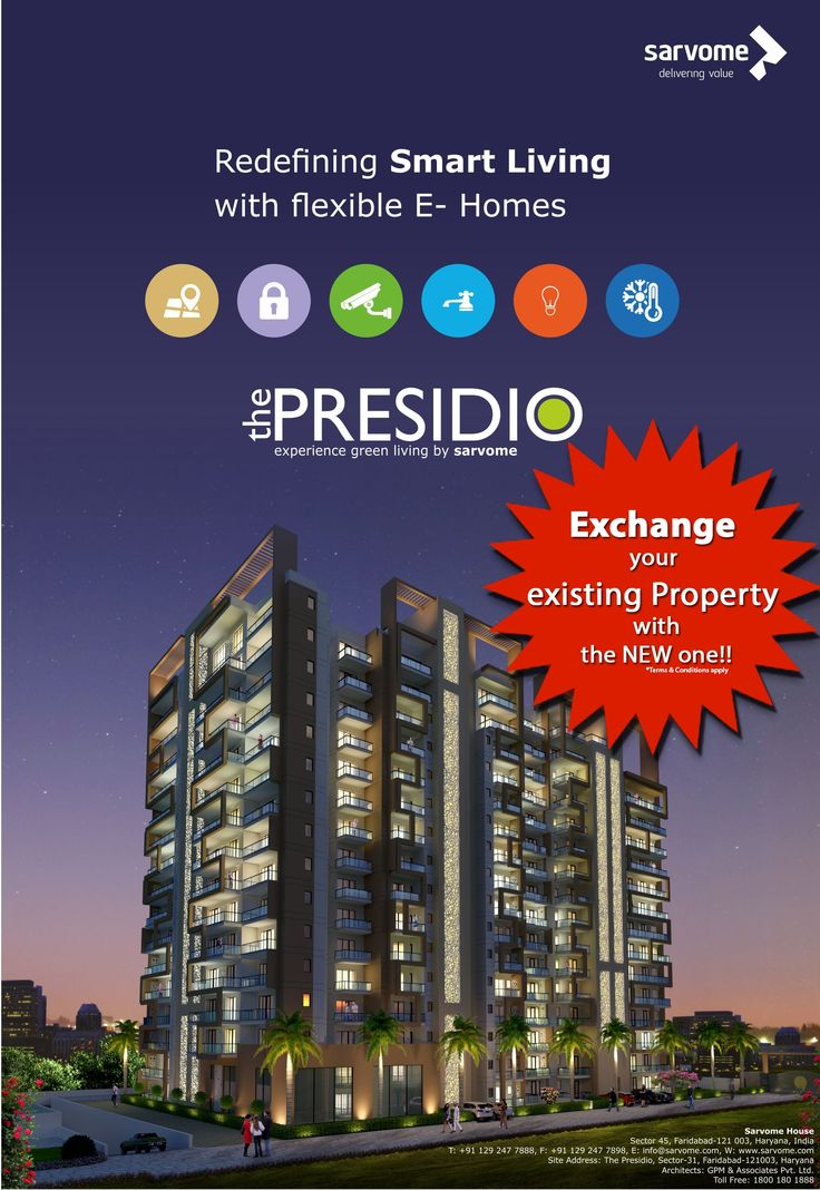 Did you visit our Real Estate stall in the #TimesPropertyExpo at #PragatiMaidan? No? Then you are missing out a lot. Simply drop by and have a look at our remarkable time-bound offers. Offers will be given on a first come first serve basis. Avail the best exchange offers at The Presidio by Sarvome. #Sarvome, Stall No. 22-23, Times Property Expo, #PragatiMaidan on the 18-19-20 December.