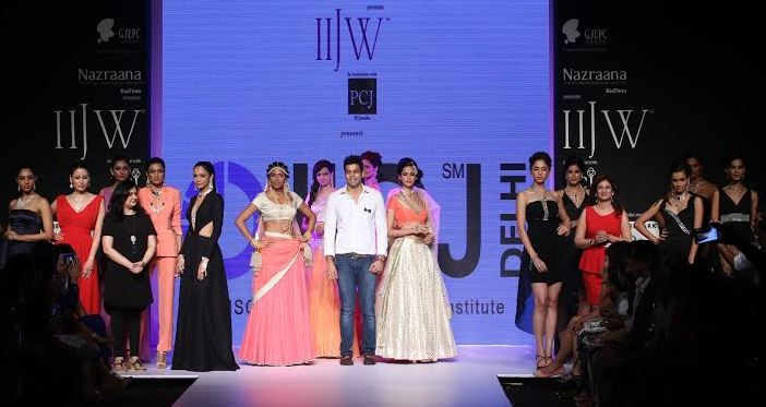 IIJW 2014 Day 2: Amazing Collections by Graduates Of The Indian Institute Of Gems And Jewellery, Delhi...... For more visit: http://www.bollyvision.in/