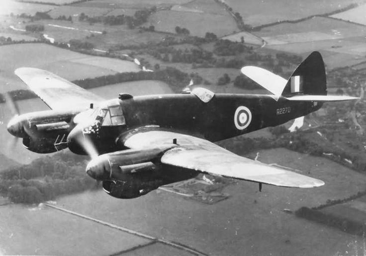 Bristol Beaufighter Mk IIF R2270