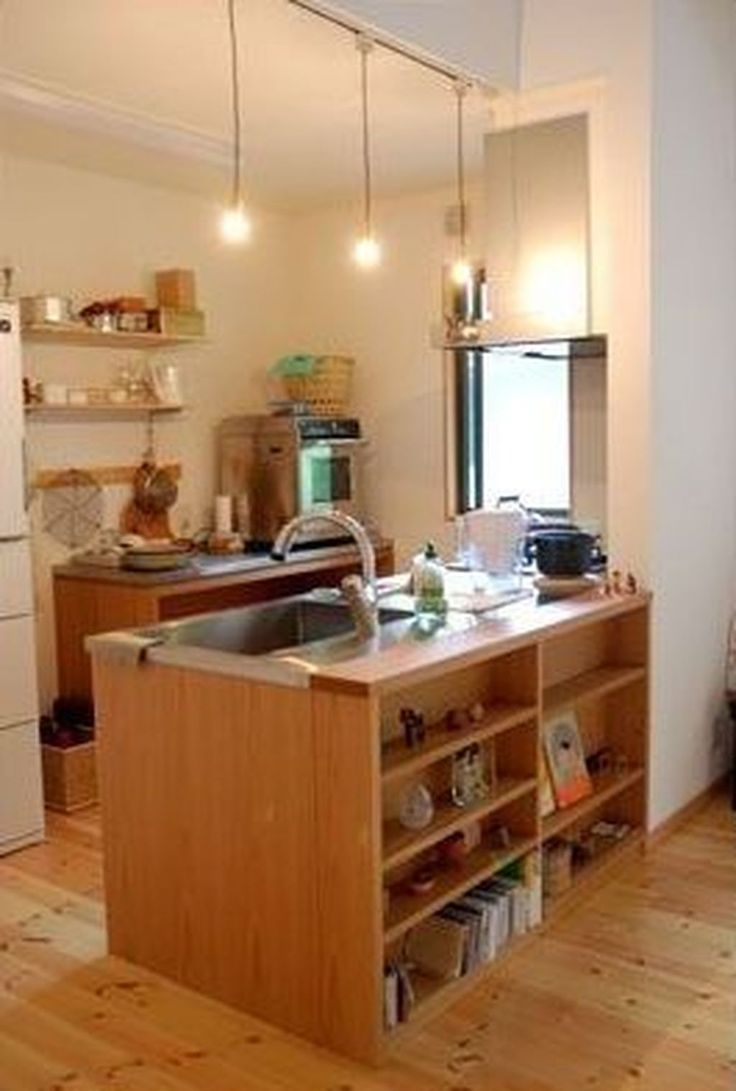 34 relaxing japanese kitchens design ideas that looks so