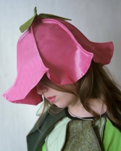 Flower Fairy Hat Pattern by Laleebu | Sewing Pattern