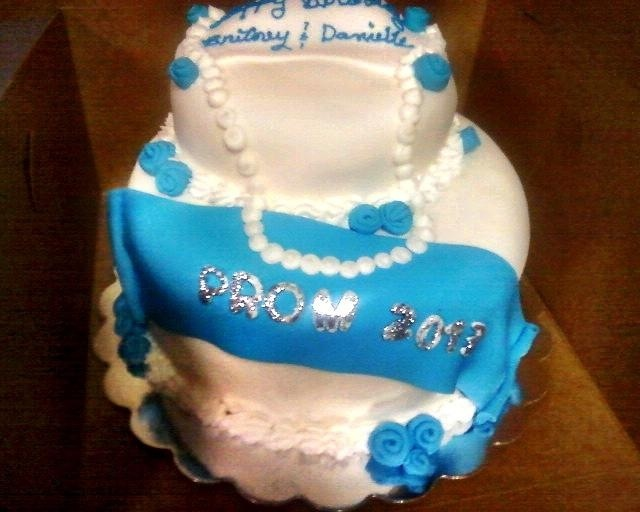 Prom Cakes For Cake Ideas and Designs