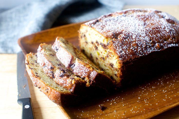cannoli pound cake | smitten kitchen | Bloglovin