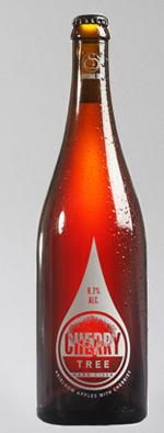 Not Beer: Cherry Tree Hard Cider, Original Sin - A Good Beer Blog