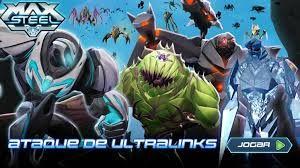 joga Max Steel - Ataque de Ultralinks online
