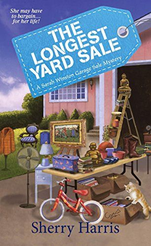6-30-15....The Longest Yard Sale (A Sarah Winston Garage Sale Mystery Book 2) by Sherry Harris http://www.amazon.com/dp/B00ONTS4UM/ref=cm_sw_r_pi_dp_TJXHvb1VZ3FX9