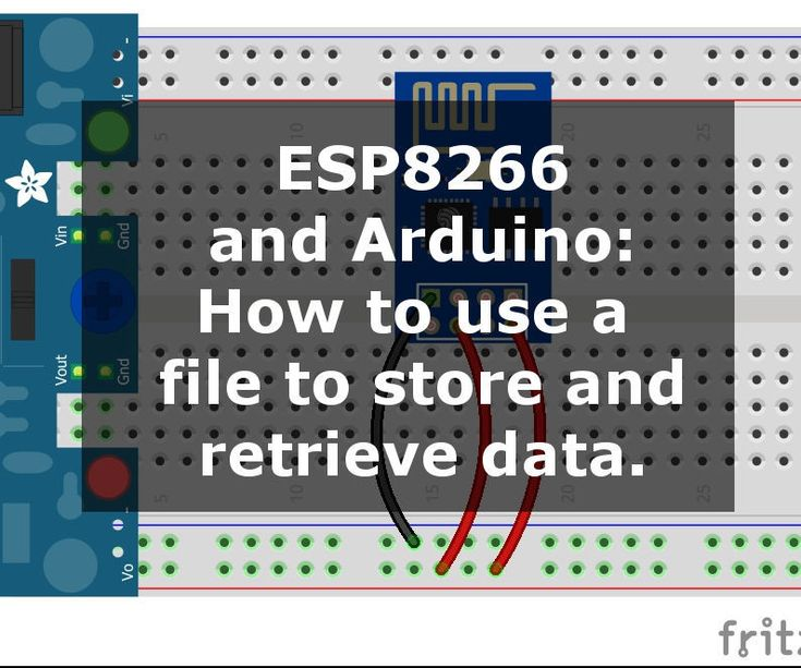 When programming with the Arduino IDE, often times we will get data we need from the web, or save data we collected to the web.Sometimes though, we don't have an...