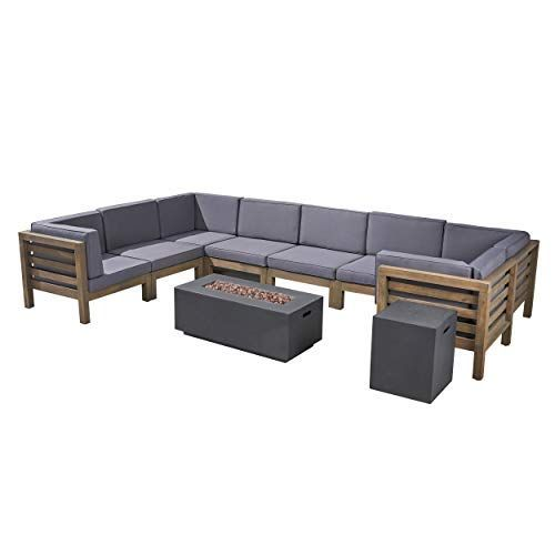Amazon Com Great Deal Furniture Annabelle Outdoor U Shaped