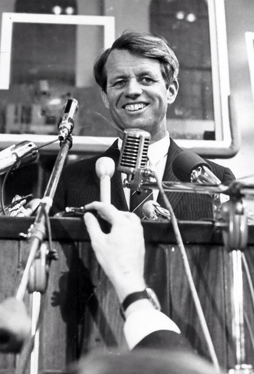 Robert F. Kennedy University of Pennsylvania 1968   Bobby ...