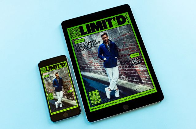 Hype DC and ACCLAIM Present: issue seven of Limit'd featuring Christian Kimber, Ray Steels and more. Posted By Finn Houlihan | 18-Feb-2015