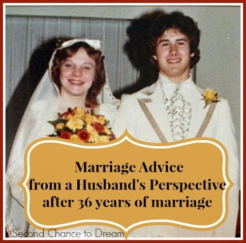 Second Chance to Dream: Marriage Advice from a Husband's Perspective after 36 Years