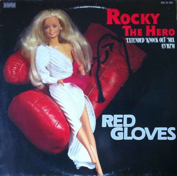 Red Gloves - Rocky The Hero (Extended Knock Out Mix) (Vinyl) at Discogs