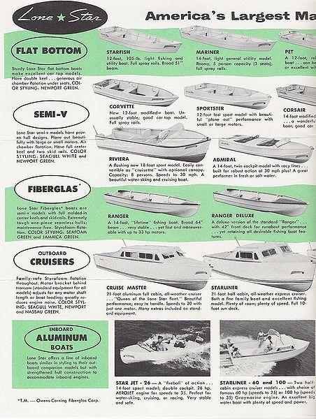 28 Best Lonestar Boats Images On Pinterest Vintage Boats