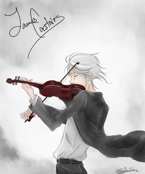 James Carstairs. I do like Jem, but I prefer Tessa with Will. I wanted her to be with Jem in Clockwork Angel, but then after I found out about Will's curse... I haven't read Clockwork Princess yet so no spoilers!!