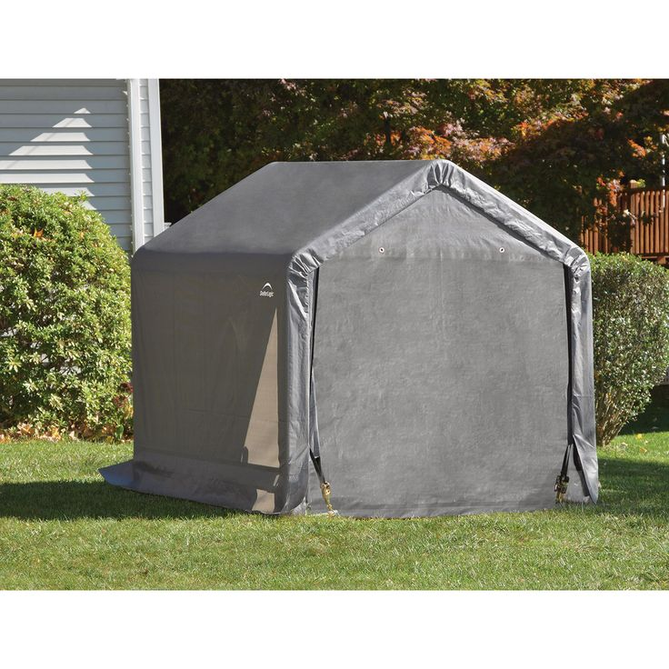 ShelterLogic ShedinaBox 6ft.L x 6ft.W x 6ft.H, Model