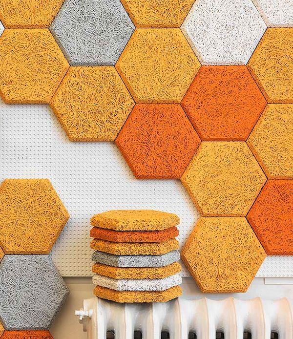 14 best Acoustic Tiles images on Pinterest | Acoustic panels ...