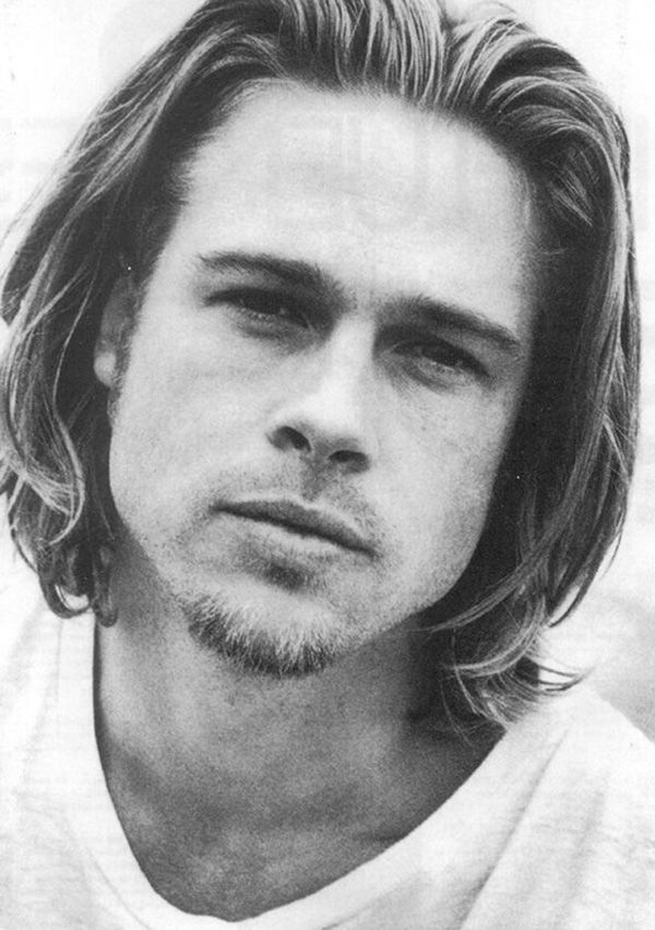 """Brad Pitt in """"Legends of the Fall"""". Description from pinterest.com. I searched for this on bing.com/images"""