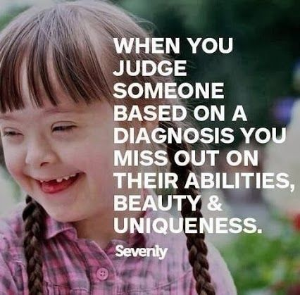 #downsyndromeawareness