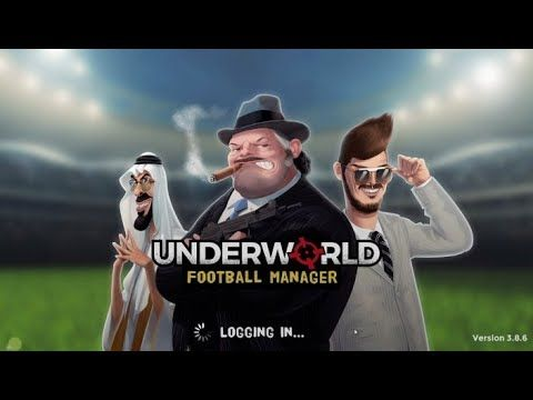 FIRST BEST Underworld Soccer Manager 18 gamePLAY - Underworld Soccer Manager 18 is a Free Android Football Manager Sport Mobile Multiplayer Game featuring online football games for free against real life opponents in the league and tournaments