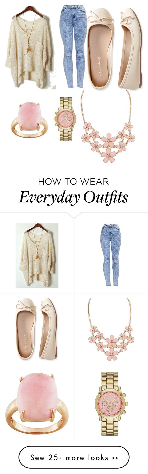 """""""Everyday outfit"""" by elizabeth-walter on Polyvore featuring Merona and Aéropostale"""